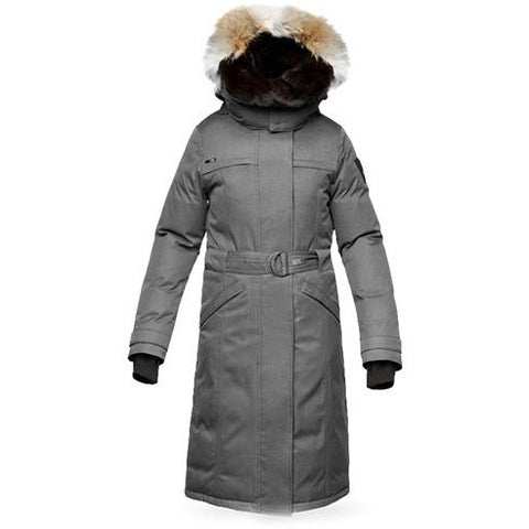 Nobis The She-Ra Ladies Parka Steel Grey