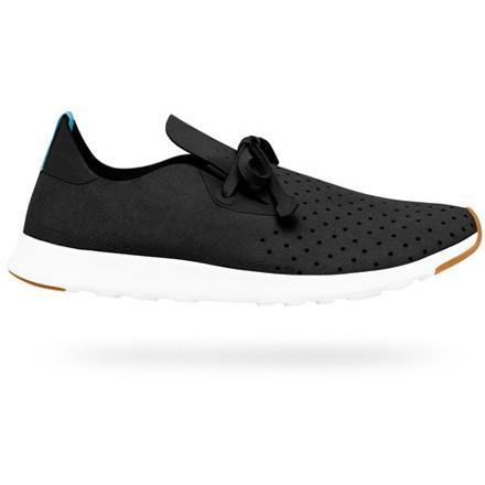 NATIVE  NATIVE Apollo Moc Sneaker in Jiffy Black Shell White