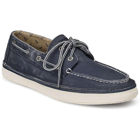 SPERRY Cruz 2-Eye Navy