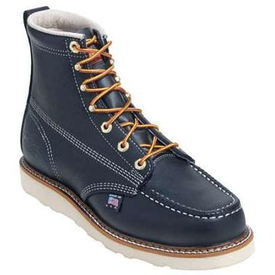 "THOROGOOD Men's 814-6201 American Heritage 6"" Moc Toe Boot"
