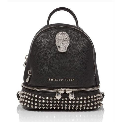PHILIPP PLEIN Backpack Small Miracle Black FW16-AW921266