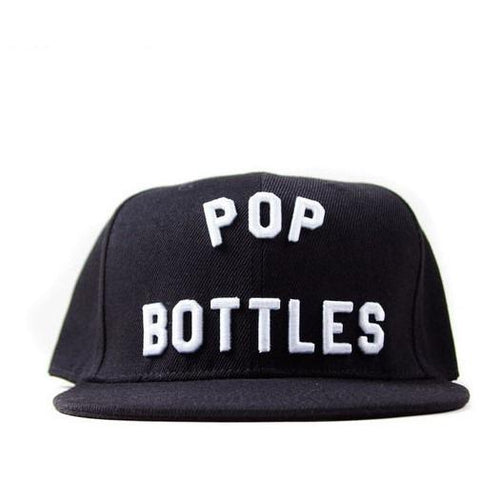 Reason POP BOTTLES SNAPBACK - BLACK