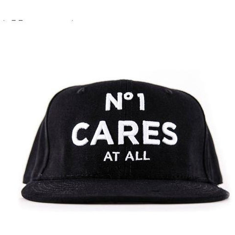 Reason NO1 CARES QUILTED CAP
