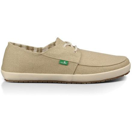 SANUK Mens KNOCK OUT in NATURAL WASHED