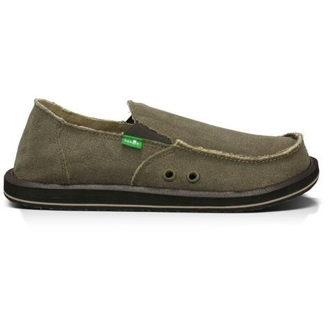 SANUK MENS VAGABOND in Brown