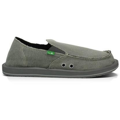 SANUK MENS VAGABOND in Grey