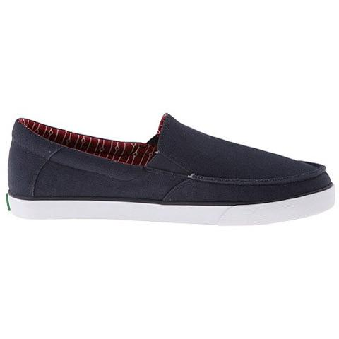 SANUK Mens SIDELINE in Navy