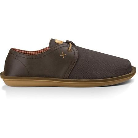 SANUK SIDEWALK SURFERS Mens PARRA SELECT in Brown