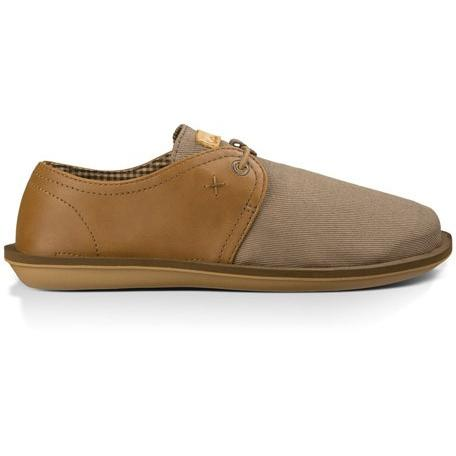 SANUK SIDEWALK SURFERS Mens PARRA SELECT in Light Brown