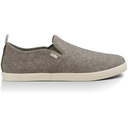 SANUK Mens RANGE TX in Olive Chambray