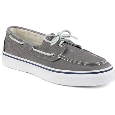 SPERRY Men's Bahama 2-Eye Sneaker in GREY