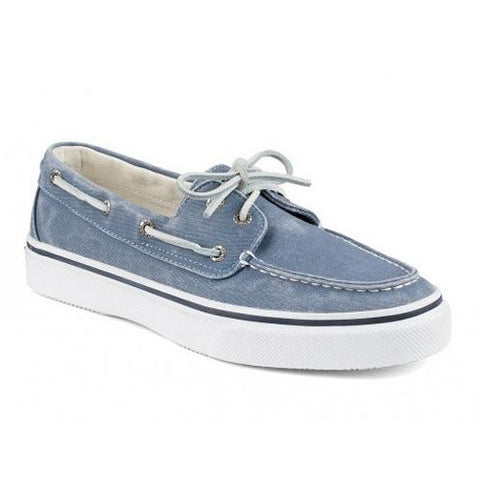 SPERRY Men's Bahama 2-Eye Sneaker in BLUE