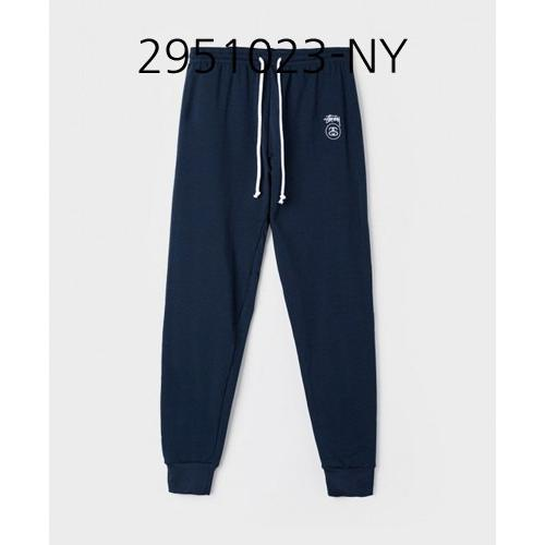 STUSSY Stock Link Sweatpant Navy 2951023