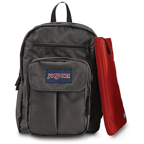 Jansport Digital Student Backpack Forge Grey JS00T69D6XD