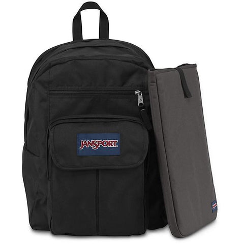 Jansport Digital Student Backpack Black Forge Grey JS00T69D8WW