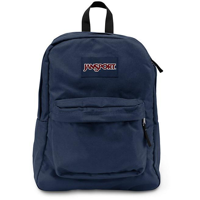 Jansport Superbreak Backpack Navy JS00T501003