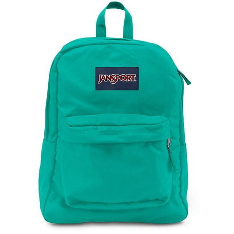 Jansport Superbreak Backpack Spanish Teal JS00T50101H