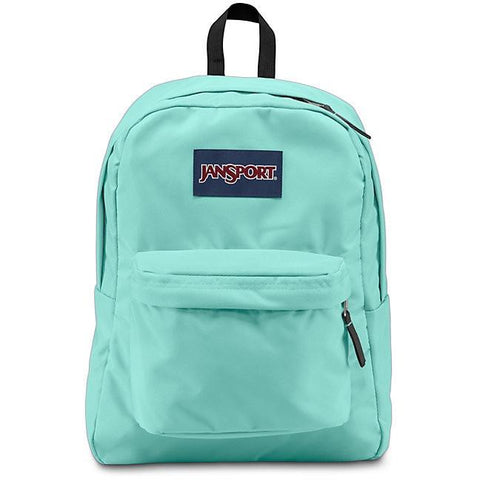 Jansport Superbreak Backpack Aqua Dash JS00T5019ZG