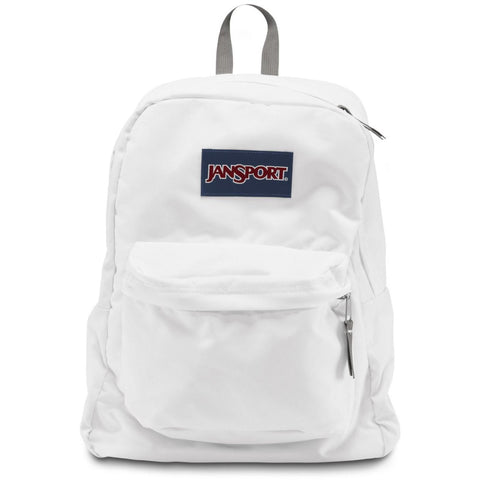 Jansport Superbreak Backpack White JS00T501WHX