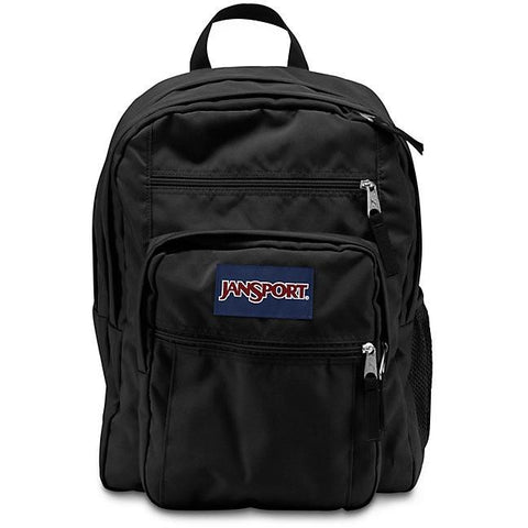 Jansport Big Student Backpack Black JS00TDN7008