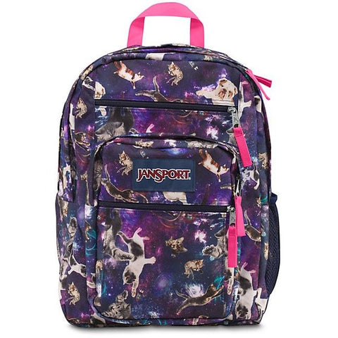 Jansport Big Student Backpack Multi Astro Kitty JS00TDN709V