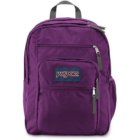 Jansport Big Student Backpack Purple JS00TDN72C8