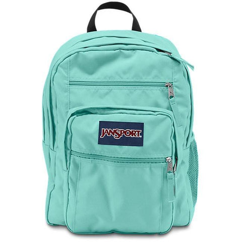 Jansport Big Student Backpack Aqua Dash JS00TDN79ZG