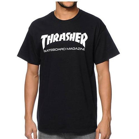 Thrasher Skate Mag T-Shirt Black 311027
