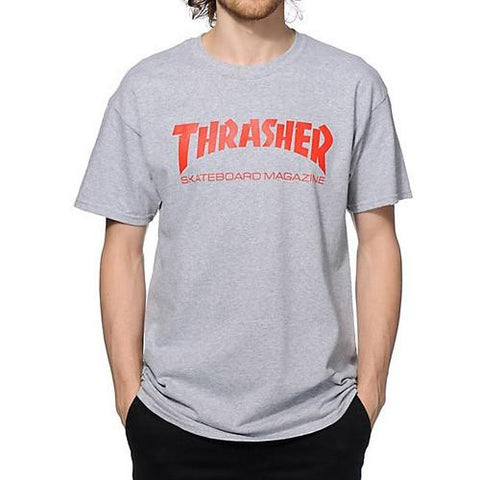 Thrasher Skate Mag T-Shirt Grey 311027