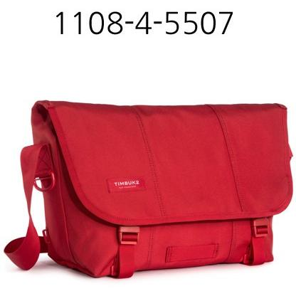 TIMBUK2 Classic Messenger Bag Flame 1108-4-5507