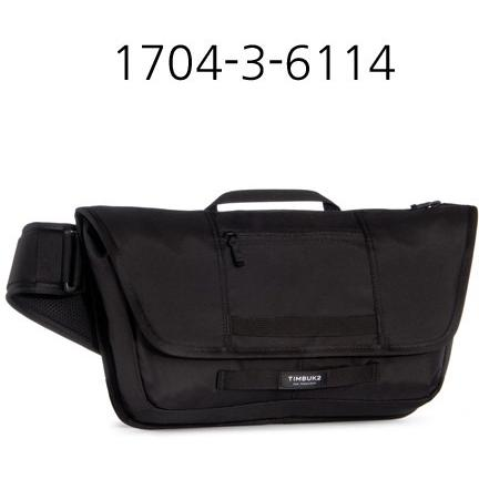 TIMBUK2 Catapult Sling Bag Jet Black 1704-3-6114