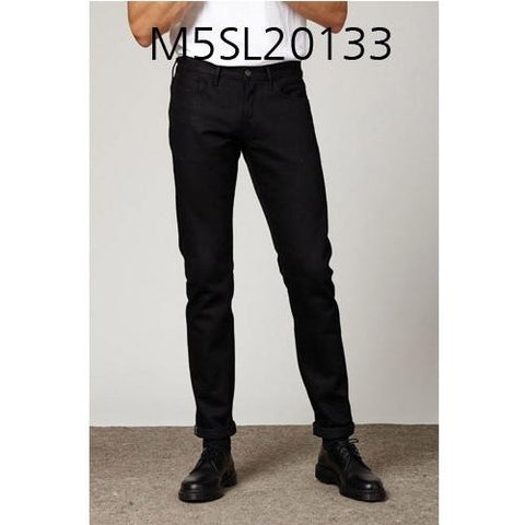 3X1 Mens M5 Low Rise Slim Jean XX133 M5SL20133