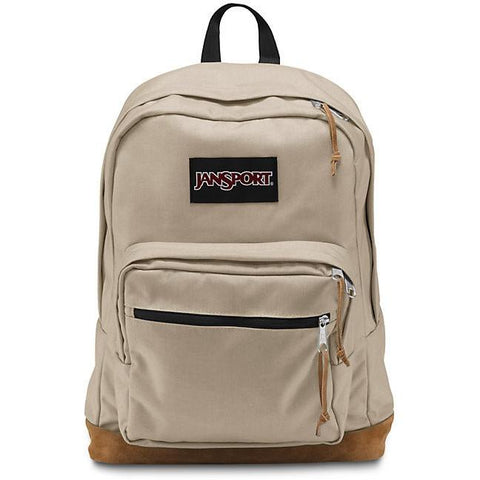Jansport Right Pack Backpack Desert Beige JS00TYP79RU