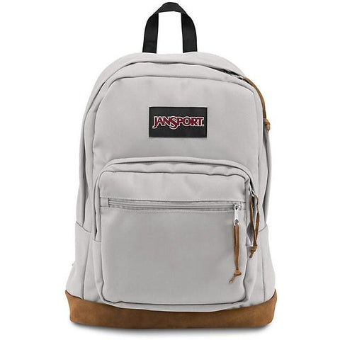 Jansport Right Pack Backpack Grey Rabbit JS00TYP79ZE