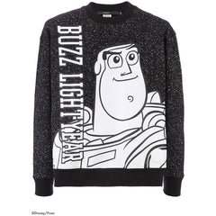 JOYRICH SPACE BUZZ CREW NECK / BLACK15-473-01302-BLK