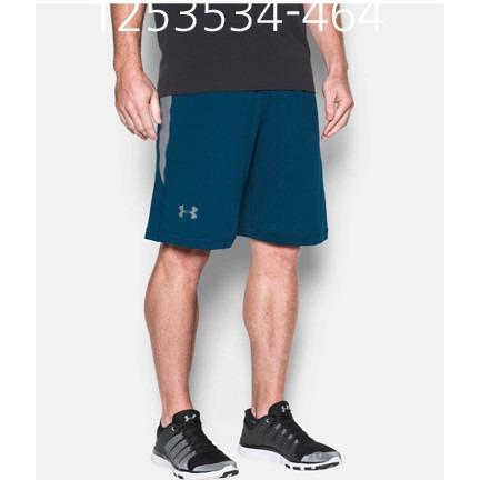 UNDER ARMOUR Mens Raid 10 Shorts Blackout Navy/Steel 1253527-997