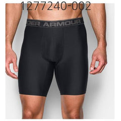 UNDER ARMOUR Mens Original Series 9 Boxerjock Underwear Black/Black 1277240-002