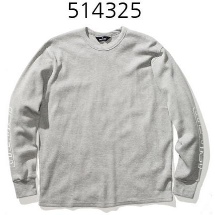 UNDEFEATED Undftd Ls Thermal Grey Heather 514325