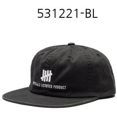 UNDEFEATED Official Strapback Black 531221