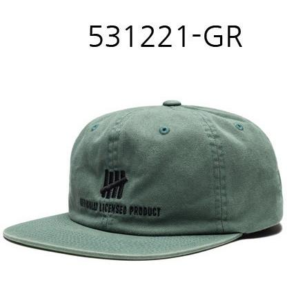 UNDEFEATED Official Strapback Green 531221