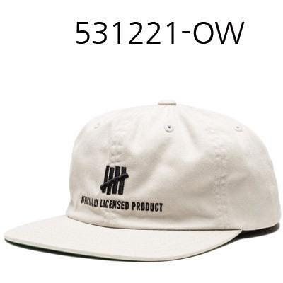 UNDEFEATED Official Strapback Off White 531221