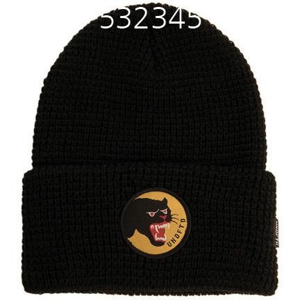 UNDEFEATED Panther Beanie Black 532345