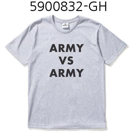 UNDEFEATED Army Vs Army Tee Grey Heather 5900832
