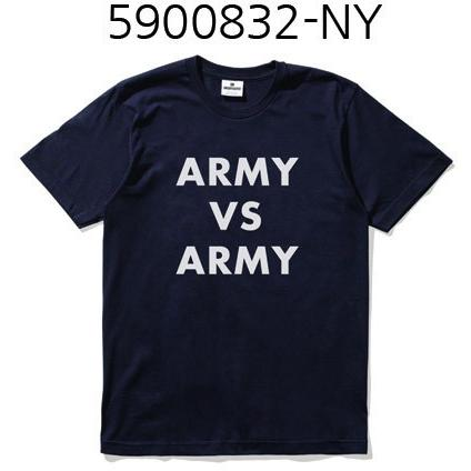 UNDEFEATED Army Vs Army Tee Navy 5900832
