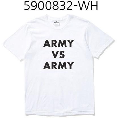 UNDEFEATED Army Vs Army Tee White 5900832