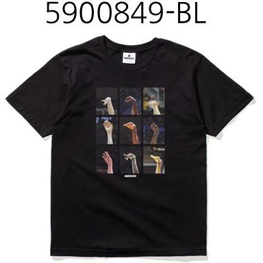 UNDEFEATED Following Through Tee Black 5900849