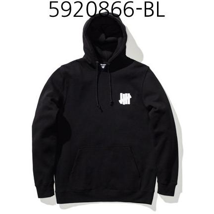 UNDEFEATED Chest Strike Hoodie Black 5920866