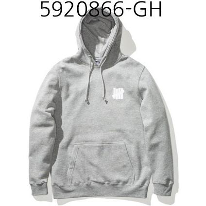 UNDEFEATED Chest Strike Hoodie Grey Heather 5920866