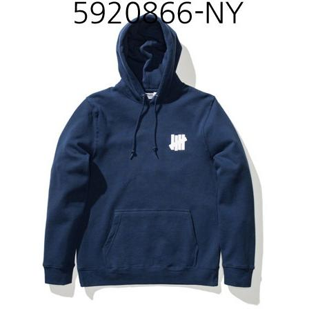 UNDEFEATED Chest Strike Hoodie Navy 5920866