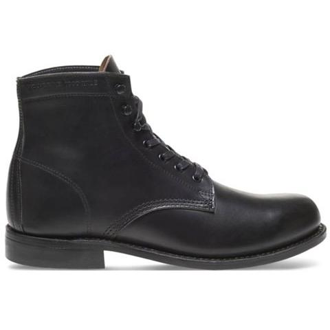 WOLVERINE Original 1000 Mile Boot Black W08803